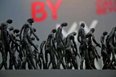 The Wanderers, by Nikolaj Larsen. Courtesy Migration Museum Project.