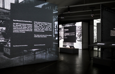 An image ftom the Museum of Nonhumanity